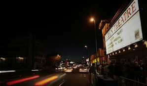 Ogden Theatre Spotlight Image