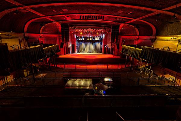 Ogden Theatre Photos